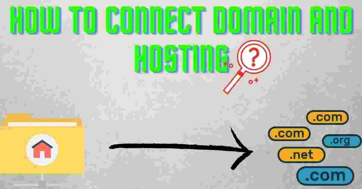 How To Connect Domain and Hosting?