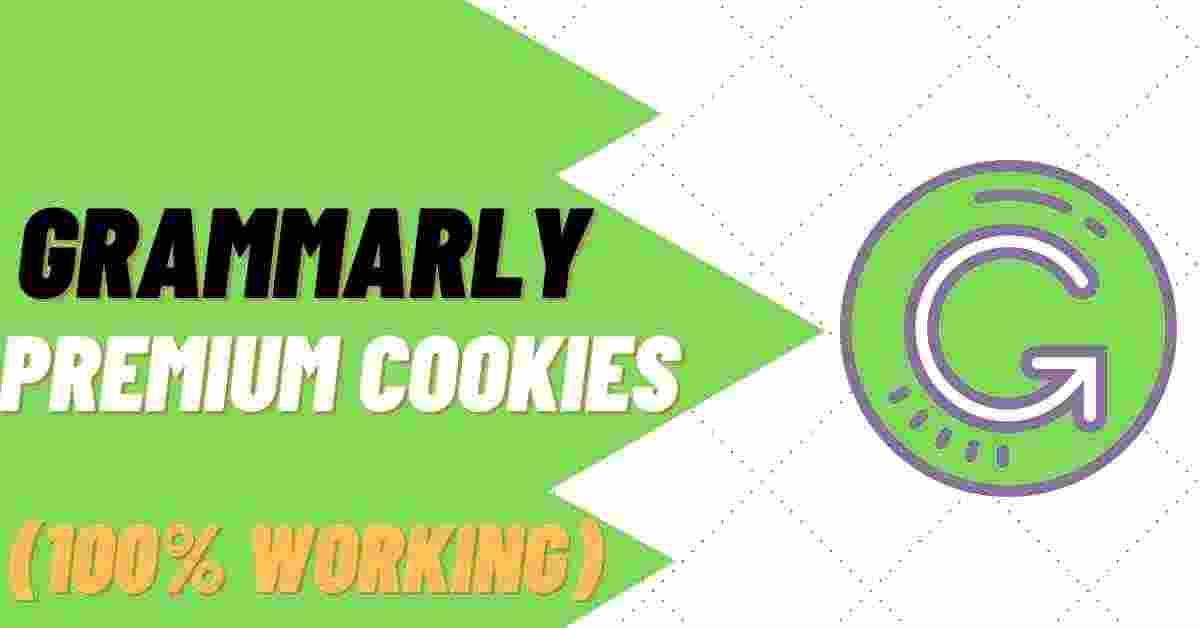 Grammarly Cookie